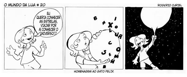 O mundo da Lua#20