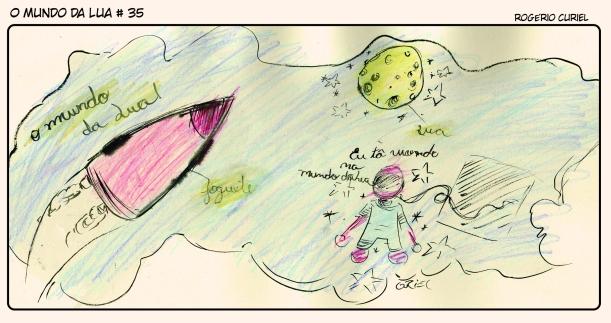 O mundo da Lua#35