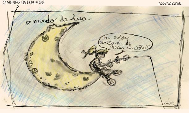 O mundo da Lua#36