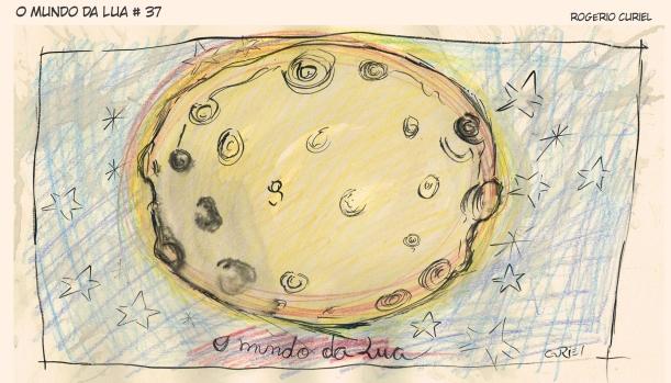 O mundo da Lua#37